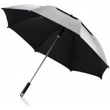 XD Design Hurricane Max deštník šedá