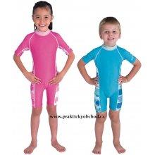 Bestway Dětský koupací oblek UV50+ růžová