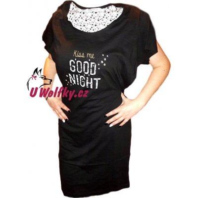Primark dámská noční košile černá