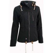 Woox Drizzle Jacket Ladies´ Dark bunda černá