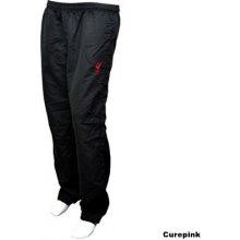 Pánské kalhoty FC Liverpool černé polyester [11431] CurePink