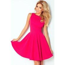 5558690780db Numoco dámské šaty 125-3 růžová
