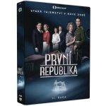 První republika - II. řada DVD