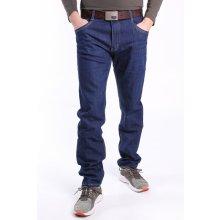 78d737c8231b8 pánské elastické riflové kalhoty R-PING Denim KA8212 modré