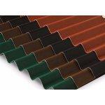 Bitumenová deska vlnitá AQUAWELL 10 černá 1,9m2