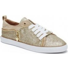Guess Bevanne Glitter Sneakers Natural multi texture