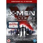 X-Men and the Wolverine Adamantium Collection DVD