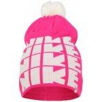 Nike Futura Pom Beanie Yth růžová 46fbad59e1