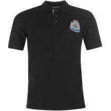 NUFC United FC Core Polo košile pánské černá