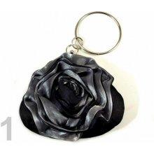 Stoklasa Slavnostní Rose satén 1 black 30427106bd8