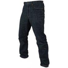 CONDOR | Kalhoty CIPHER Jeans TMAVĚ MODRÁ