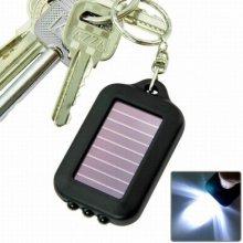 Přívěsek na klíče LED Solární se třemi diodami