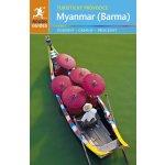 Myanmar Barma turistický průvodce