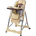 Caretero Magnus Classic cappucino jídelní židlička