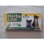 Herba Line Spot On CAT 1ml