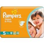 Pampers Sleep&play junior 11-25kg 42ks