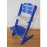Jitro Klasik rostoucí židle Modrá