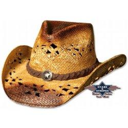 Stars and Stripes Westernový klobouk Coyote slaměný od 1 030 Kč ... d76179784a