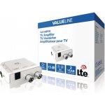 Valueline VLS-AMP20 - CATV / DVB-T Zesilovač 2 Výstupy | VLS-AMP20
