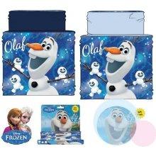 Nákrčník Frozen Olaf ph 4191 tmavěmodrý