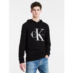 Calvin Klein pánské mikina Logo Hoodie 41QK962 černá alternativy ... eda7bb63d9