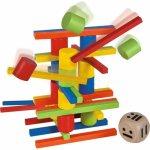 Simba dřevěná věž
