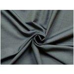 košilová džínovina 8606 černá - 86%Bavlna 10%Polyester 4%Spandex