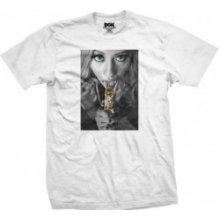 DGK Seduce Tee White/bílé tričko