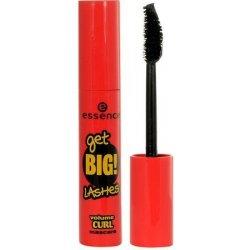 Oko Essence Get Big! Lashes Volume Curl Mascara řasenka černá 12 ml
