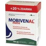 Mobivenal Micro 120 tbl.