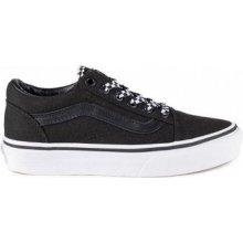 d63fa666083 od 390 Kč · Vans Old Skool Elastic Lace black white