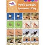 Pexeso: Ptáčci zpěváčci