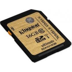 Kingston SDHC 16GB UHS-I SDA10/16GB