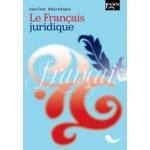 Le Francais juridique - Černá L., Kulhajová B.