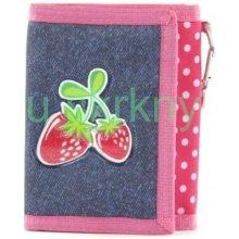 Cool Peněženka s karabinou Strawberry