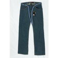 Matix jeansy GRIPPER SLIM FIT broken blue