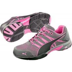 Pracovní obuv Puma Celerity Knit Pink WNS Low S1 HRO SRC 1f9ee38cab