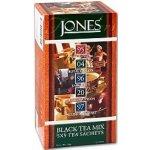 JONES Variace černé 5 x 5 x 2 g