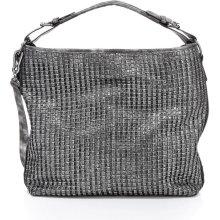 kabelka Curuba stříbrná