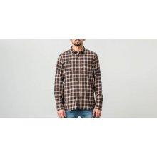 d9a67f124 Vans Alameda II Shirt Demitasse-Khaki
