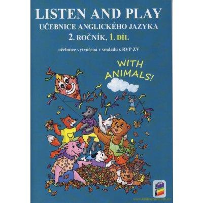 Listen and play 2. r. 1. díl UČ