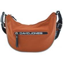 70dc3513ba David Jones dámská crossbody kabelka oranžová X113 X113