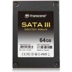 """Transcend SSD720 64GB, 2.5"""", SATA III, TS64GSSD720"""