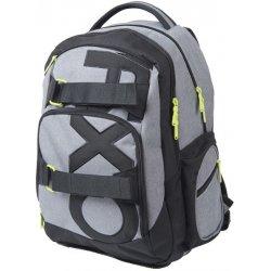 Karton P+P batoh OXY Style šedá 7 72218
