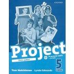 Project 5 - Třetí vydání - pracovní sešit + CD-ROM - Hutchinson T., Edwards L.