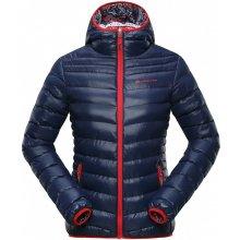 Alpine Pro dámská oboustranná bunda MUNSRA 2 modrá