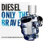 Diesel Only the Brave EdT 50 ml + sprchový gel 100 ml dárková sada