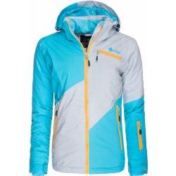 Dámská bunda a kabát Dámská snowboardová bunda GIZELA (Kilpi) Šedá