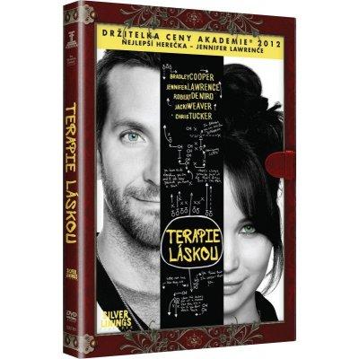 Terapie láskou (Knižní edice) (Silver Linings Playbook) DVD