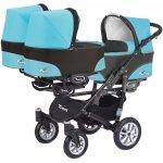 Babyactive Trippy trojčatový blue 2014